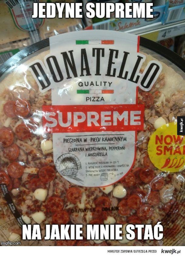 Sombrero Supreme z biedry :v