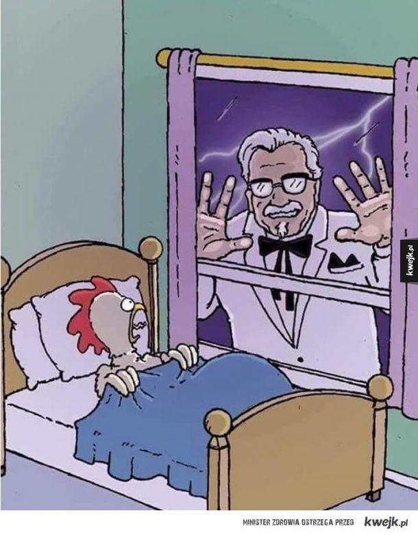 Koszmar kurczaka