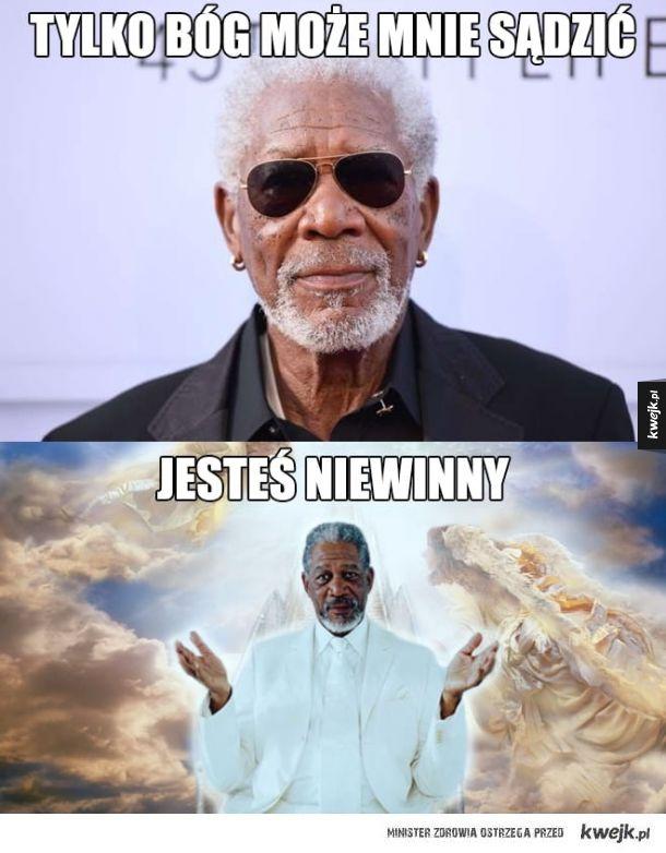 Bóg sądzi Freemana