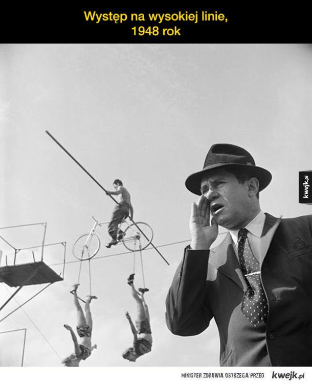 Fotografie z Nowego Jorku wykonane przez nastoletniego Stanleya Kubricka