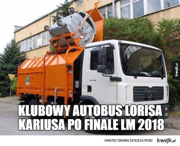 Autobus dla Kariusa