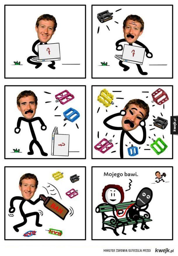 Przeklęty Zuckerberg