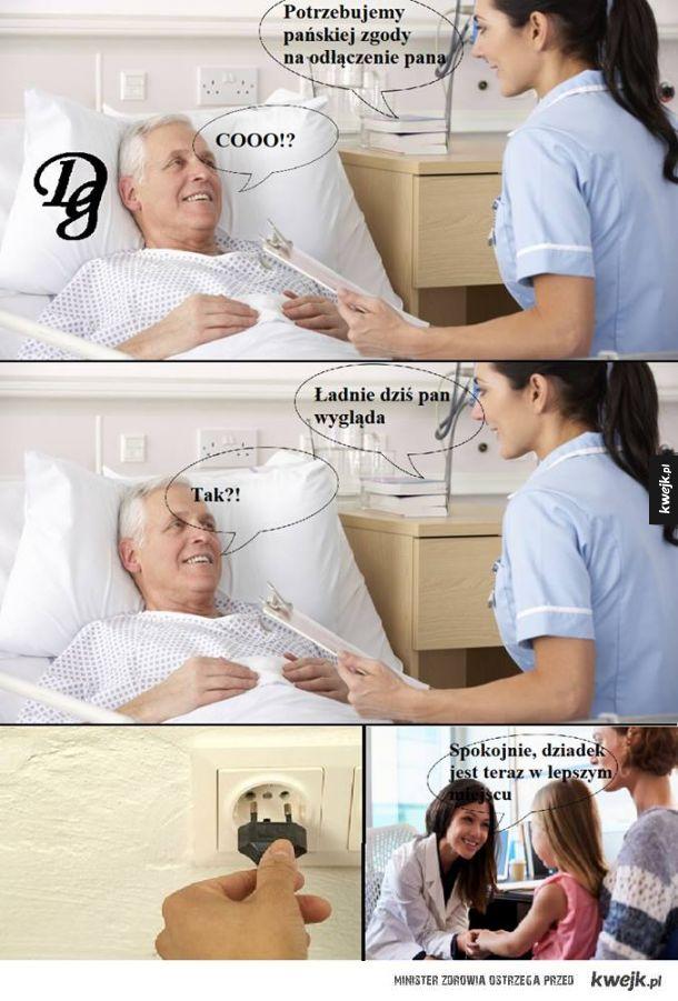 Wspaniała opieka medyczna