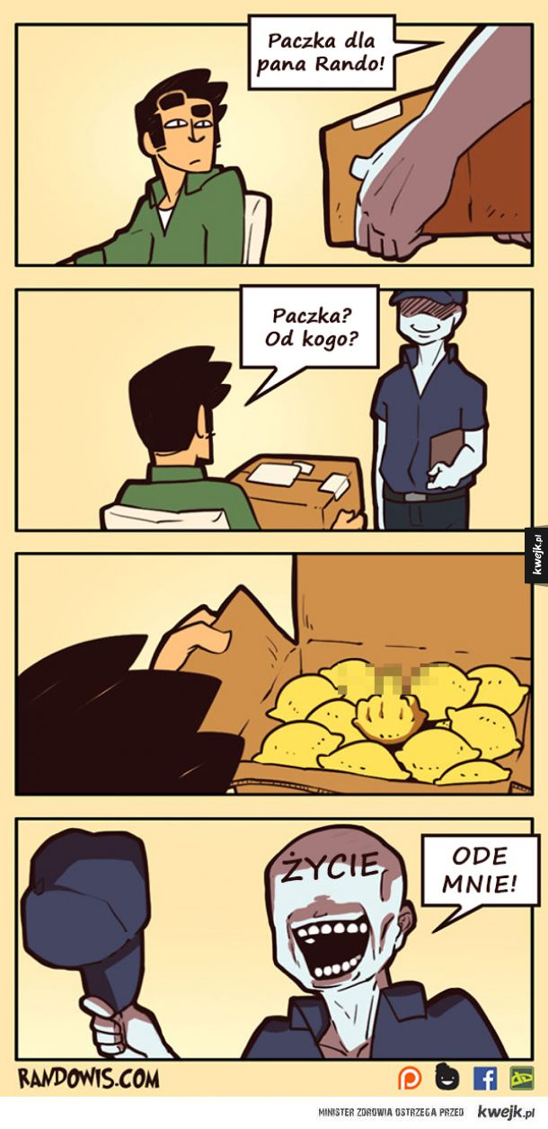 Komiksy Randowis