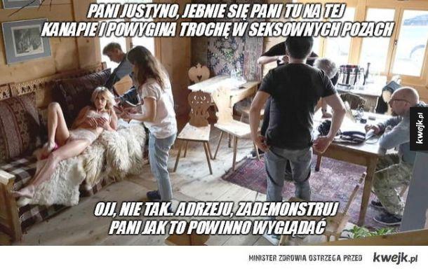 Andrzej pokaże