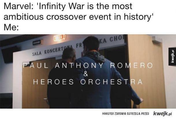 heroesorchestra ft. marvel