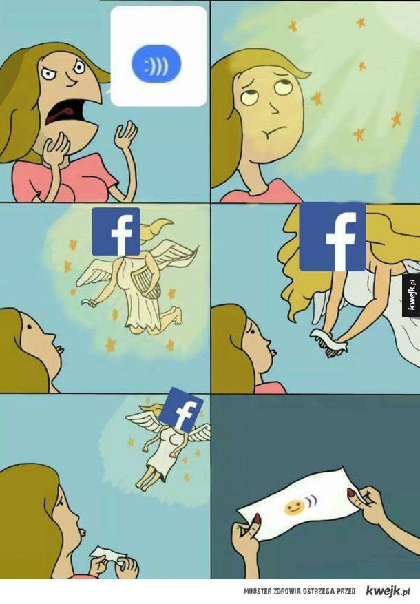 Facebook robi po swojemu