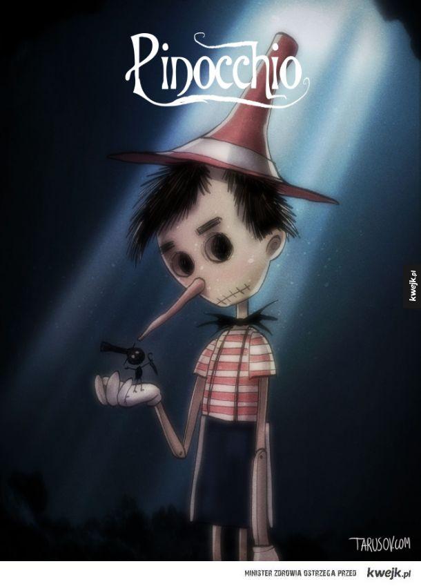 Gdyby Tim Burton robił filmy dla Disneya
