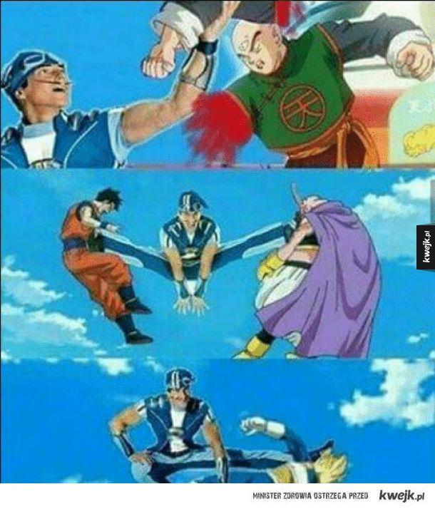 Nie nazywaj się fanem Dragon Balla jeśli nie pamiętasz tej walki!