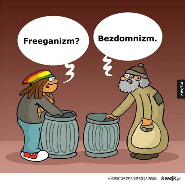 Freeganizm