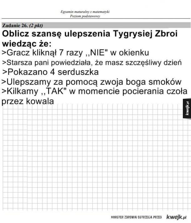 Matura z Polskiego