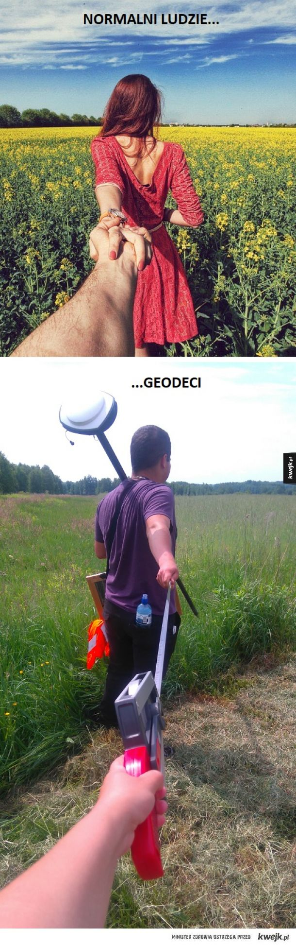 Follow to geodeta