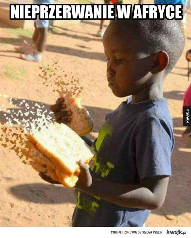 Afrykańska codzienność