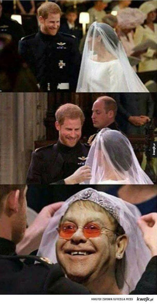 Królewski ślub