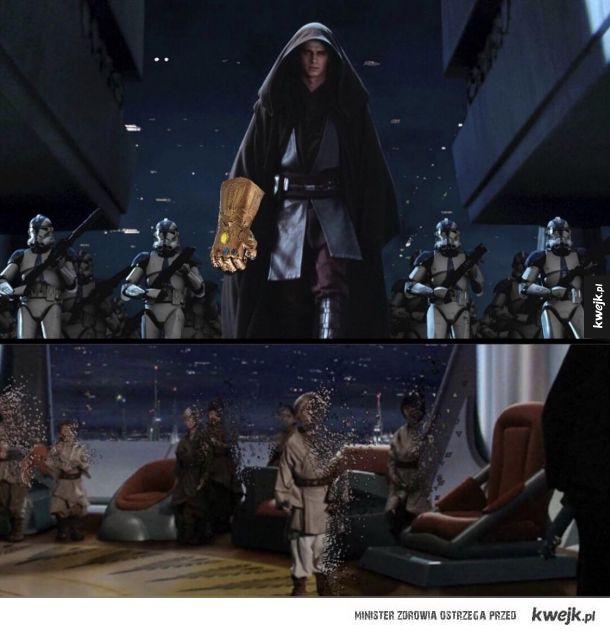 Master Skywalker, I don't feel so good....
