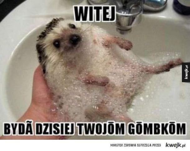 Tymczasem w łazience