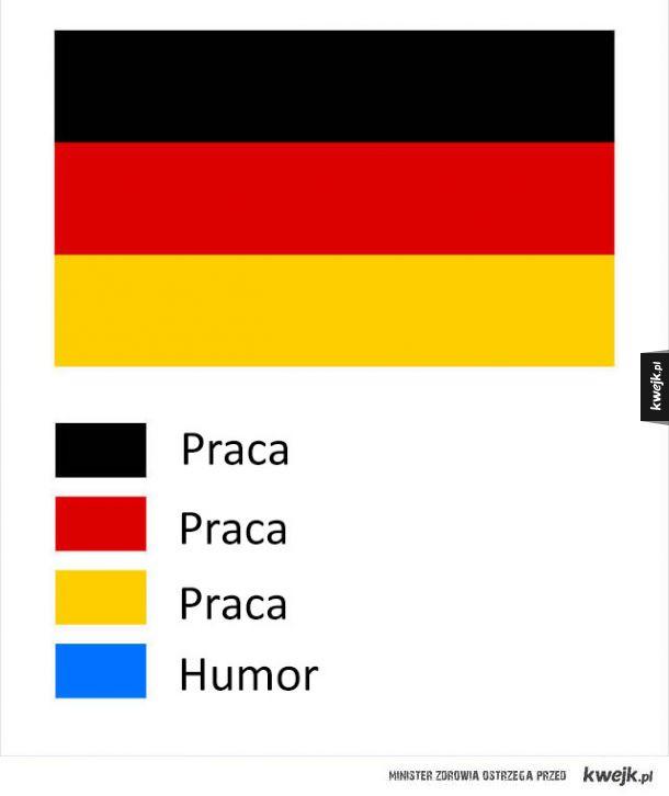 Prawdziwe znaczenie kolorów na flagach