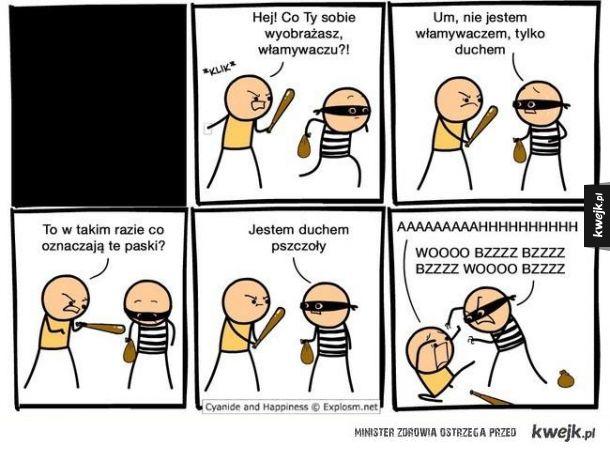 Komiksy Cyanide&Happiness dla fanów czarnego humoru