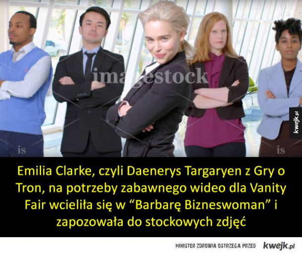 Dziwna Daenerys ze stocka