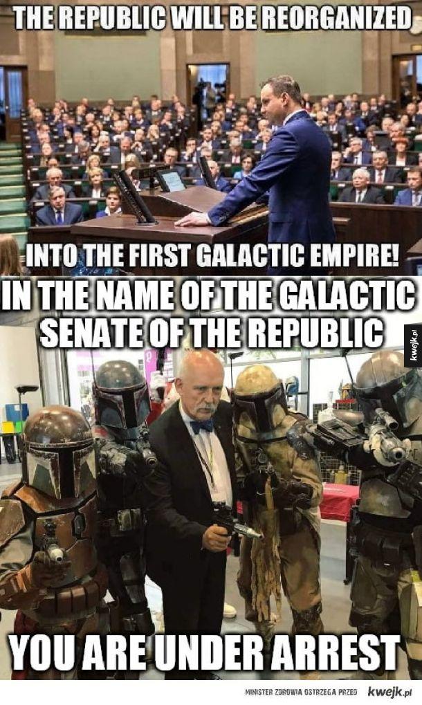 Galaktyczne imperium