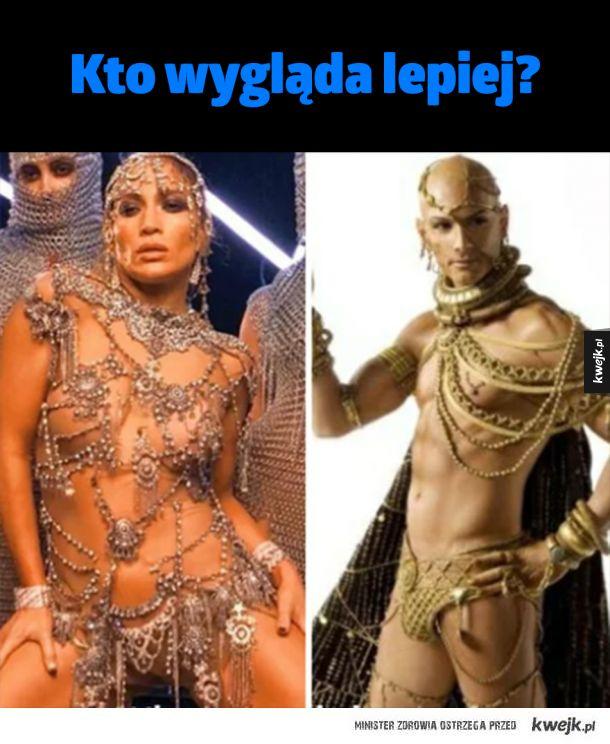 Kto wygląda lepiej