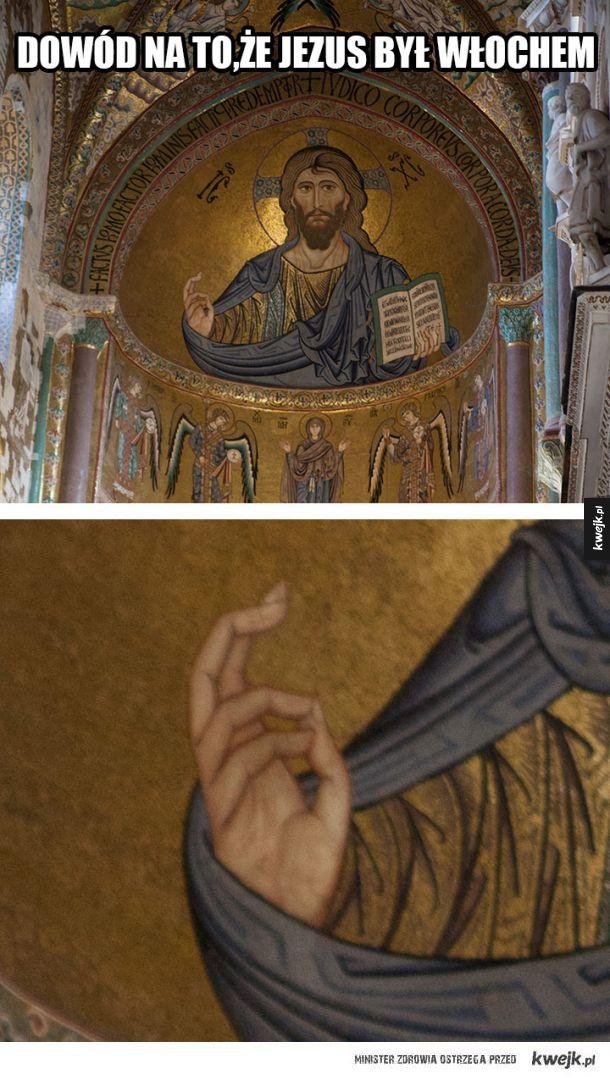 Włoski Jezus