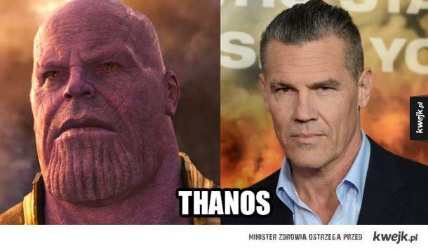 Jak postacie Marvela wyglądają w prawdziwym życiu
