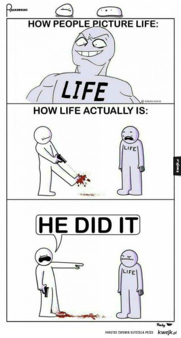 Czasami to prawda