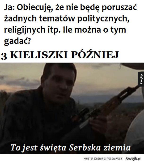 Święta Serbska ziemia