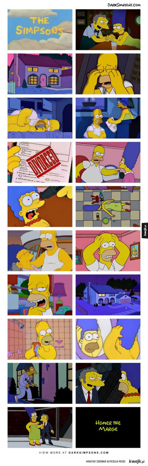 Homer prawdziwa historia