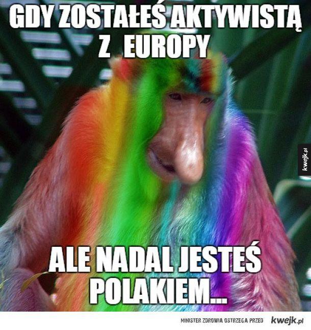 Polski aktywista