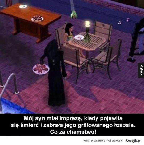 Śmieszki z Simsów