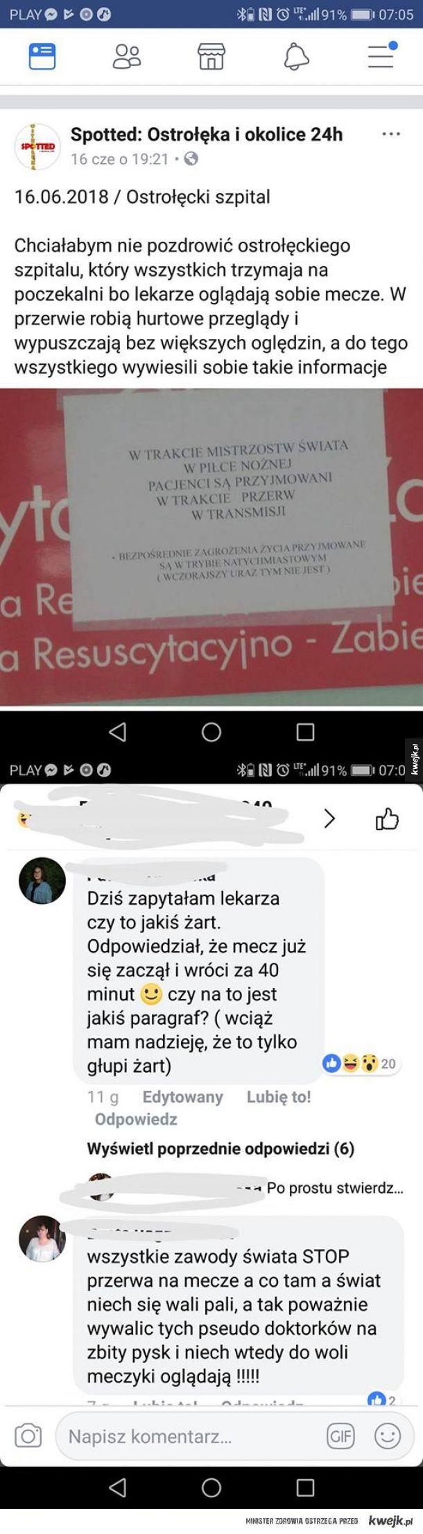 Tymczasem w Ostrołęce