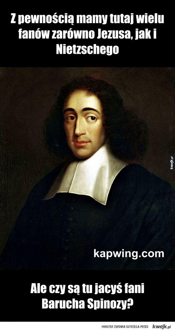 Bóg Spinozy