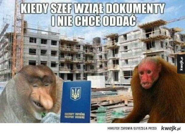 Biedny Ukrainiec