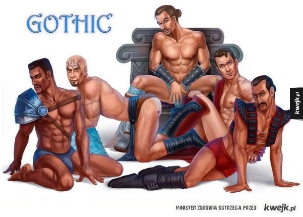 Gothic LGBT