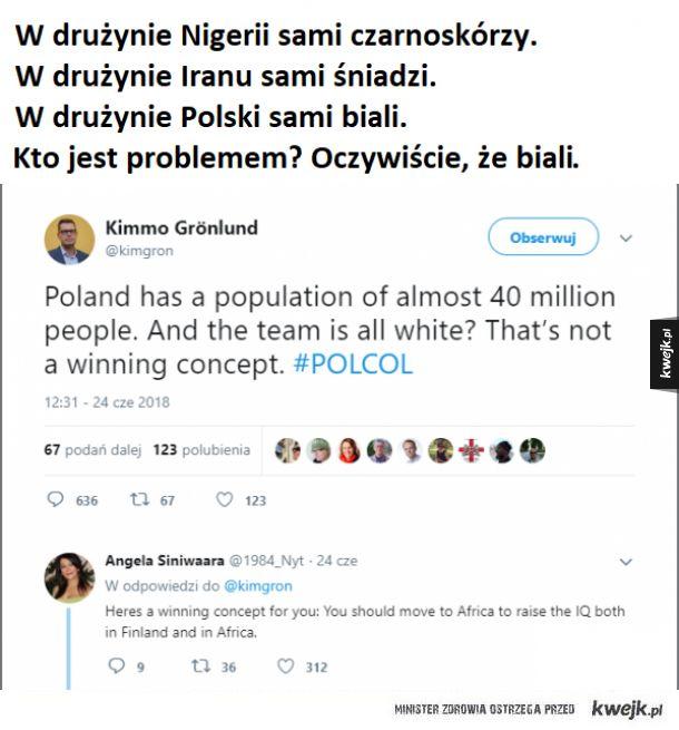 Finlandzki rasista