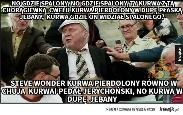 Mundial w polskim domu