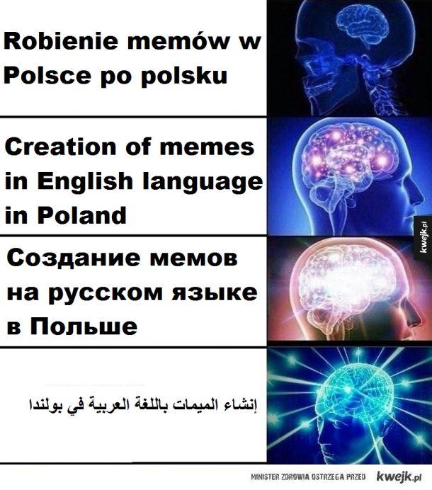 Robienie memów w Polsce