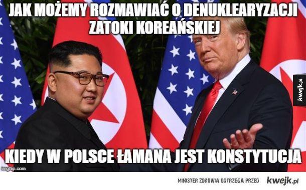 Szczyt odwołany
