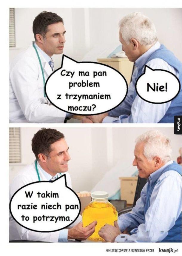 Medyczne memy i śmieszki