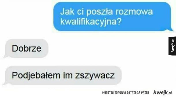 Ziomek wygrał