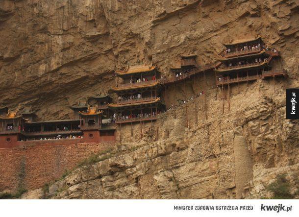 Wisząca Świątynia (Datong, Chiny)