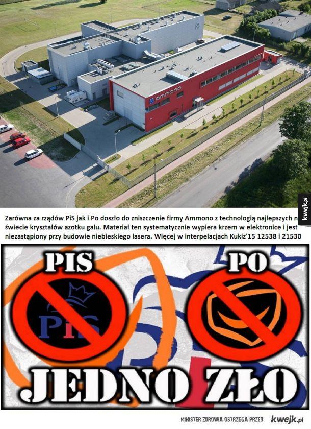 Technologia azotku galu stracona. Ammono do likwidacji a autoklawy pojadą do Rosji