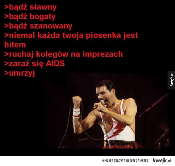 Typowy Freddie