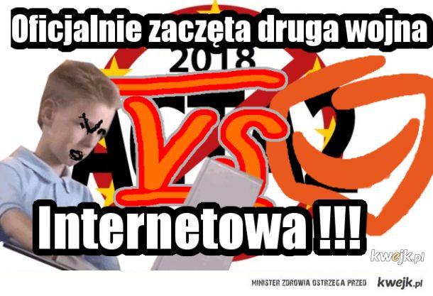 Acta 2 VS Ludzie. Dramat Internetu i Druga wojna internetu z MEP