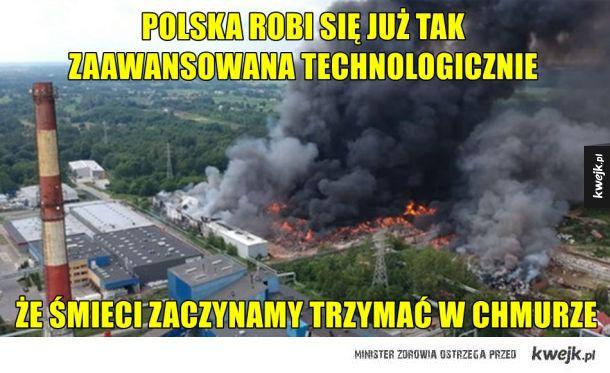 Cuda w Polsce