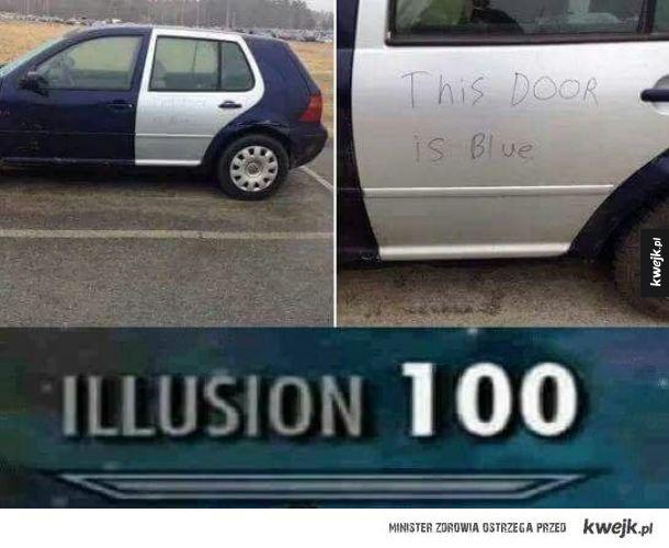 Niebywała iluzja