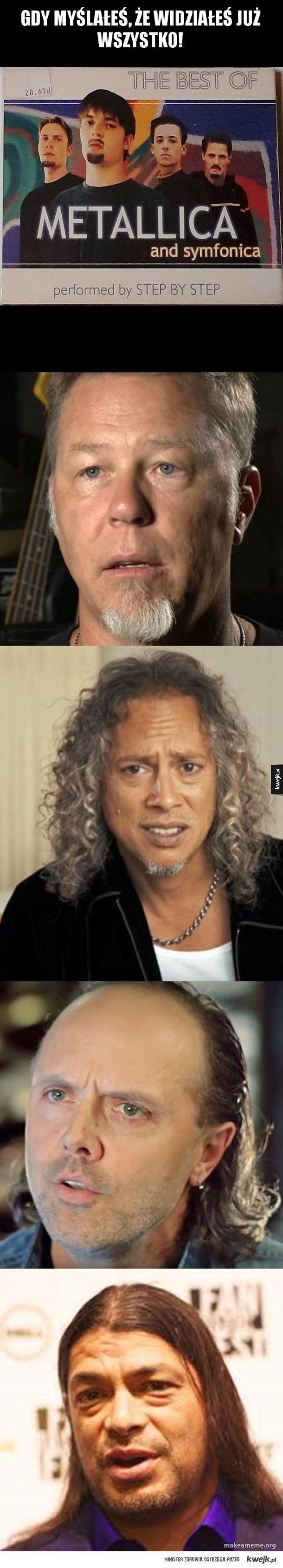 Metallica - widziałeś wszystko