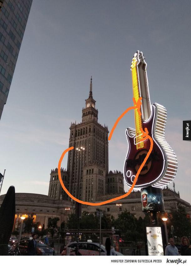 co nowego w Warszawie?